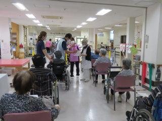 2回目の高齢者施設新型コロナワクチン接種が終了しました